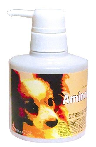 アミノ酸系オーガニックペットシャンプー AminoPets 300g