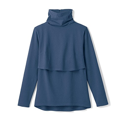 It had inner hot Kot coral for butt comfortably turtleneck long-sleeved antique Navy with nursing opening