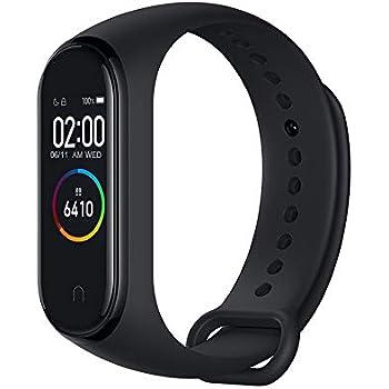 Edwaybuy Xiaomi Mi band 4 2019最新Xiaomi シャオミ スマートブレスレット 活動量計 万歩計心拍計 腕時計 健康管理睡眠モニター防塵防水着信通知スマートウォッチスポーツブレスレット歩数計一年間保証 (band 4)
