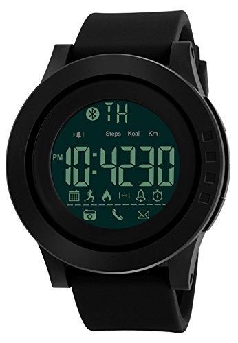 腕時計 スマートウォッチ 活動量計 スマート腕時計 メンズ ...