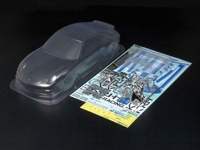 スペアパーツ SP.1361 1/10 ポルシェ 911 GT3 カップカー Team KTR スペアボディセット 51361