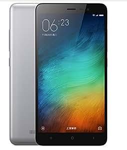 Xiaomi Redmi Note 3 Pro 2GB 16GB Snapdragon 650 4G LTE Smartphone 5.5 Inch 16MP Camera グレー [並行輸入品]