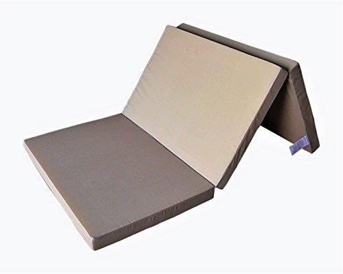 高密度 マットレス シングルサイズ 厚さ7cm 三つ折れ 国産ウレタン使用 2段ベッド スノコベッド にも最適 【硬めマットレス】 限定品