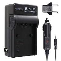 Arche NP - fv70fv70npfv70for [ Sony hdr-sc45、sc85、xr260V、cx190cx200cx210、、、cx260V、cx580V、cx760V、pj200、pj260V、pj580V、pj710V、pj760V、td20V、vg20h handycamcorder ]