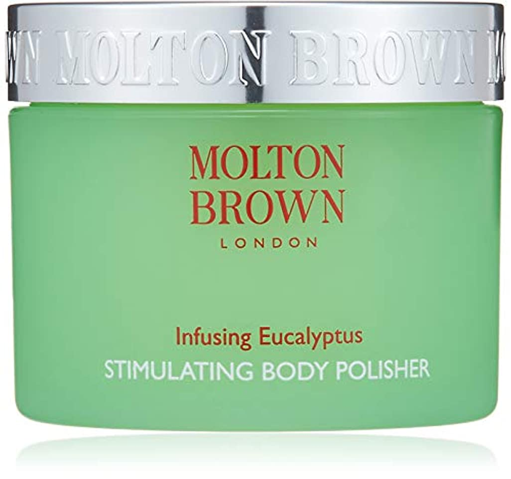 非互換バタフライ教養があるMOLTON BROWN(モルトンブラウン) インフュージング ユーカリプタス スティミュレイティング ボディポリッシャー