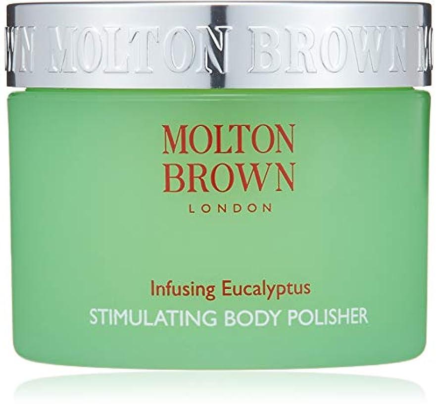 拾うフォーマットお手伝いさんMOLTON BROWN(モルトンブラウン) インフュージング ユーカリプタス スティミュレイティング ボディポリッシャー ボディソープ 275g