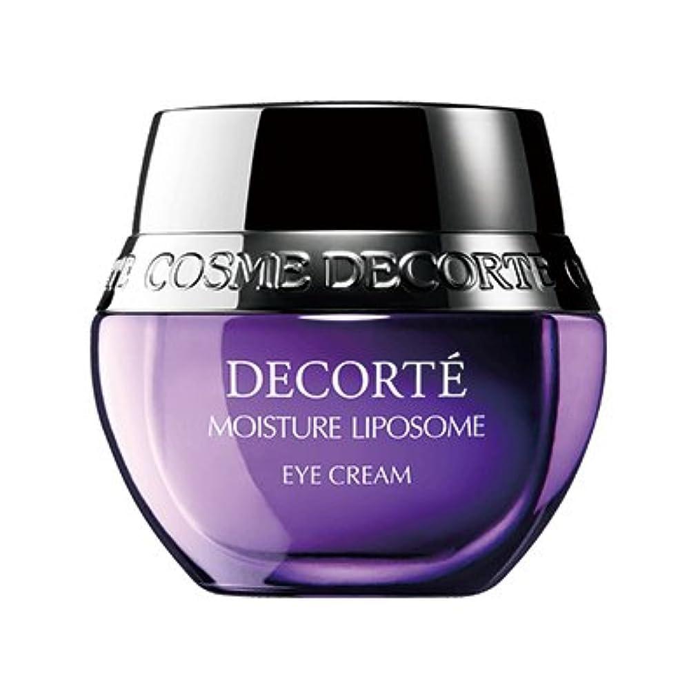 液体君主テクトニックCOSME DECORTE コスメ デコルテ ML アイ クリーム 15ml [並行輸入品]