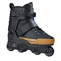 K2スケートフロントストリート、ブラックゴールド、7