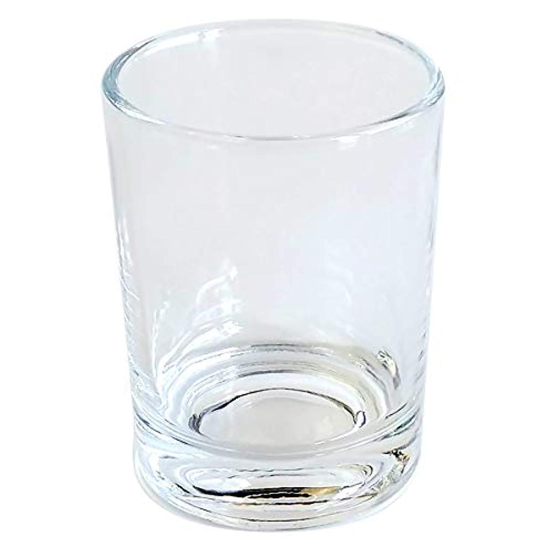 マダム安心させるフィルタキャンドルホルダー ガラス シンプル[大] 1個 キャンドルスタンド ろうそく立て おしゃれ