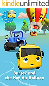 Buster and the Hot Air Balloon - Educational Book for Kids - Picture Books for Children: by Little Baby Bum (Buster and Friends 5) (English Edition)