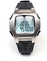 キカー (KIKAR) [レフェリーウォッチ サッカー スポーツ 試合用 ストップウォッチ 10LAP クロノグラフ カウントダウンタイマー 多機能審判員用腕時計] [日本語説明書付き]
