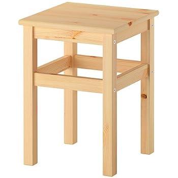ODDVAR/スツール/パイン材[イケア]IKEA(00249331)