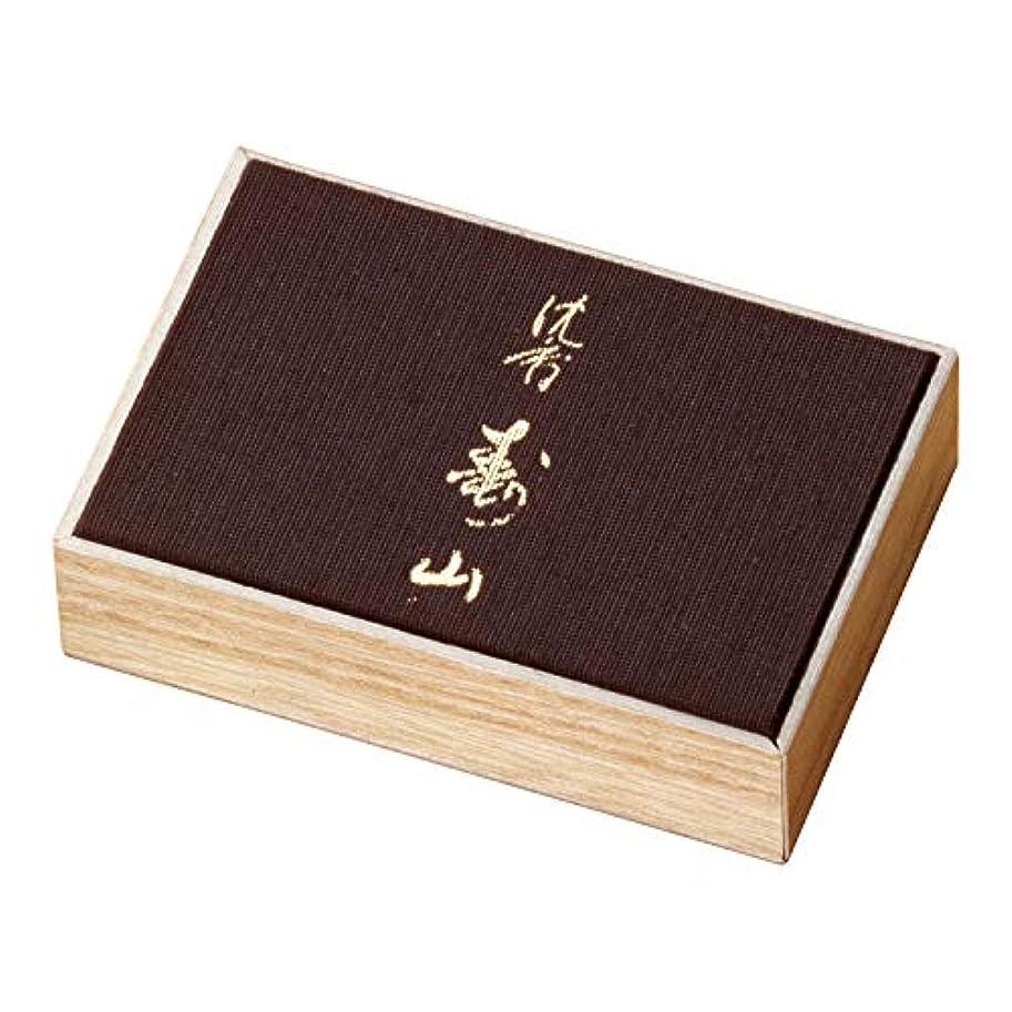 ばか腐食するくぼみ沈香寿山 スティック 150本入
