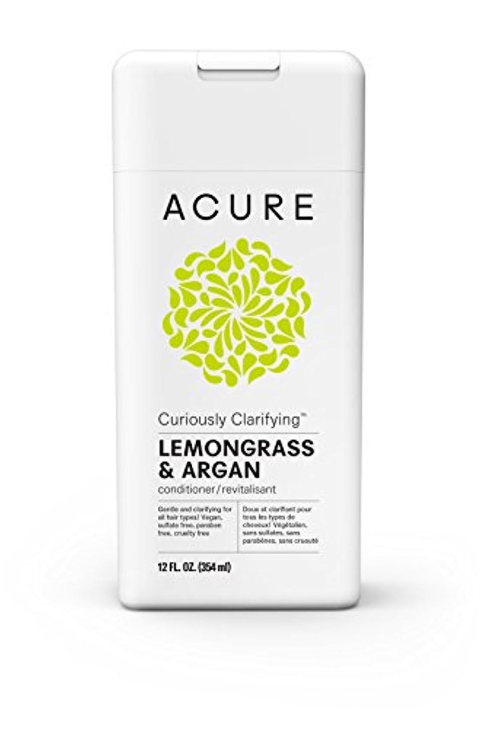 やりすぎ腹部周術期Acure 不思議なレモングラスコンディショナー、12フロリダを明確化。オズ。 (梱包は異なる場合があります)