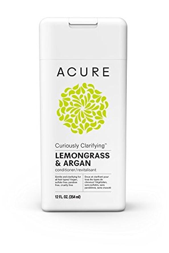 サンダー線形繊細Acure 不思議なレモングラスコンディショナー、12フロリダを明確化。オズ。 (梱包は異なる場合があります)