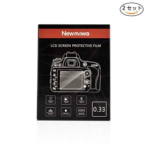 Newmowaデジタルカメラ液晶保護フィルム Olympus PEN E-P5 E-PL7 E-PL8 E-PL9 OM-D E-M1 E-M5 E-M10 II E-M10 III Canon PowerShot G7 X Mark II