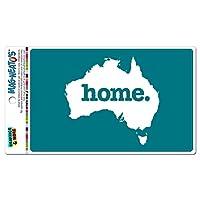 オーストラリア本国 MAG-NEATO'S(TM) ビニールマグネット - ソリッドターコイズ