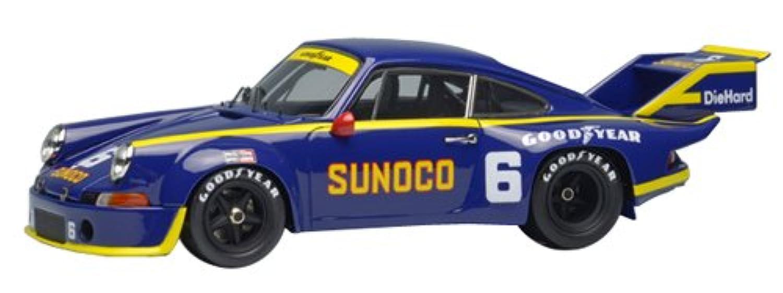 メイクアップ VISION 1/43 ポルシェ 911 カレラ RSR Penske Racing ワトキンスグレン 6h 1973 6th No.6 完成品
