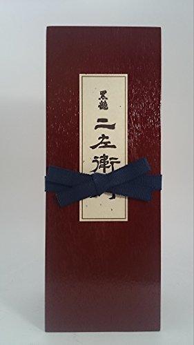 黒龍 二左衛門 純米大吟醸 斗壜囲い 熟成 720ml 日本酒 清酒