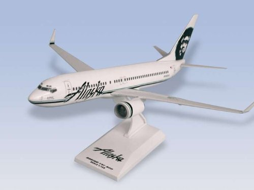 1: 130 スカイマークス Alaska 航空 ボーイング 737-800 with Winglets (並行輸入)