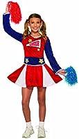 フォーラムCheerleader Child Costume M 80550
