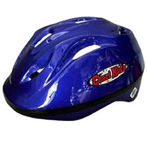 FS-JAPAN [ 石野商会 ] 子供用サイクルヘルメット [ サイズ ] 52cm~56cm [ カラー ] ブルー [ 品番 ] BH-2