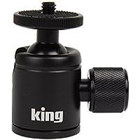 【Amazon.co.jp限定】 KING 自由雲台 ボールヘッドS ABH-S 817662
