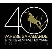 VARESE SARABANDE: 40 YEARS OF GREAT FILM MUSIC 1