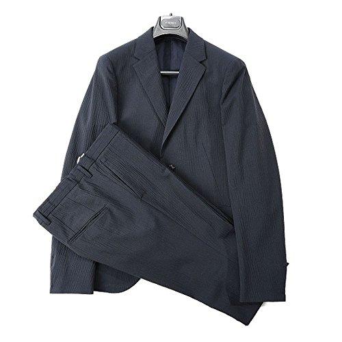 JIL SANDER (ジルサンダー) セットアップ スーツ テーラードジャケット スラックス/シアサッカー【メンズ】【48】【並行輸入品】