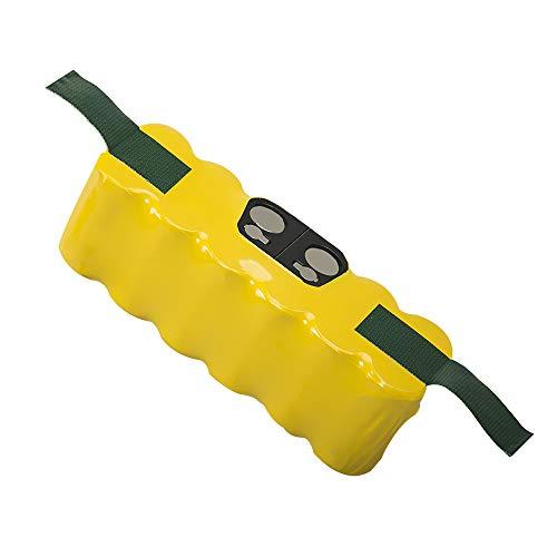 Suregg ルンバ用 バッテリー 14.4v 3.5Ah ...