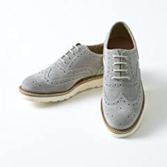 Grenson Williiam V: Grey