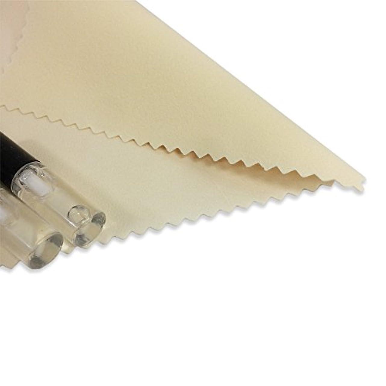 強制的おばさん伝統的鋏 ハサミ シザー レザー セーム本皮 オイル メンテナンスセット