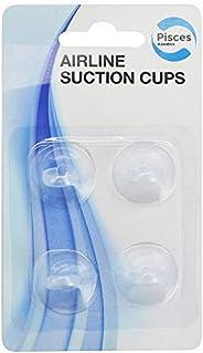 Pisces Aquatics Suction Cups Airline 4pk