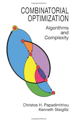 Combinatorial Optimization: Algorithms and Complexity (Dover Books on Computer Science)の詳細を見る
