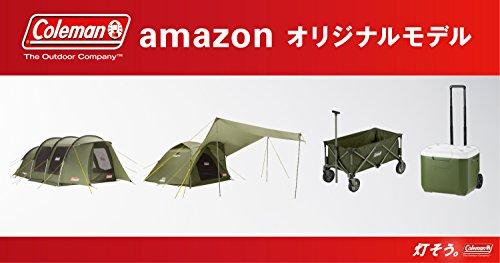 コールマン(Coleman) 【Amazon.co.jp限定】トンネル2ルームハウスLDX(オリーブ) 2000033495 オリーブ
