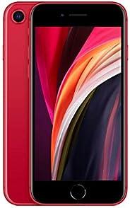 Apple iPhone SE(第2世代) 128GB (PRODUCT)RED SIMフリー (整備済み品)