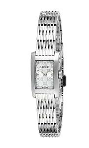 [グッチ]GUCCI 腕時計 Gメトロ シルバー文字盤 YA086513 レディース 【並行輸入品】
