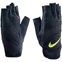 NIKE(ナイキ) ウィメンズ ベントテック トレーニング グローブ ブラック×アトミックグリーン Lサイズ AT2004-110-L