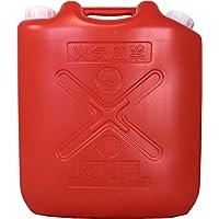 灯油缶 18L レッド