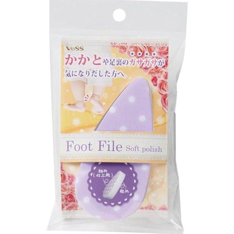 判決リダクター大通りフットファイルソフトポリッシュ FF-400