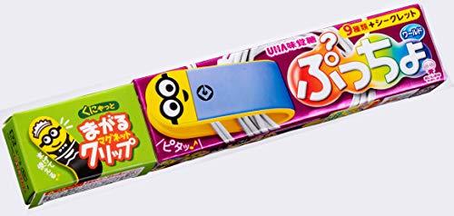 味覚糖 ぷっちょワールドミニオン マグネットクリップ 10粒 ×12袋