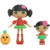 Lalaloopsy Mini Littles Mango Tiki Wiki and Kiwi Tiki Wiki Doll by Lalaloopsy [並行輸入品]