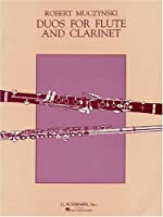 Duos for Flute & Clarinet