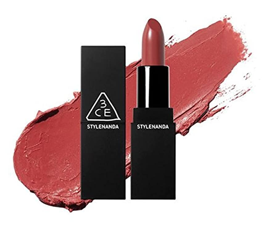 松不忠ストローク3CE LIP COLOR [MATTE] NEW COLOR (#118 HOLY ROSE) [並行輸入品]