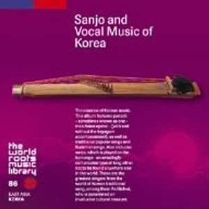 韓国のパンソリと散調