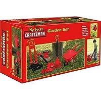 My First Craftsman Garden Set - 8 Pc Set by Craftsman [並行輸入品]