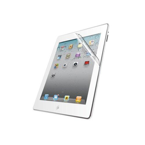 iBUFFALO iPad(Retinaディスプレイモデル対応) 【画像を色鮮やかに映す光沢タイプ/気泡が消える液晶保護フィルム】光沢フィルム クリア BSIPD12FG