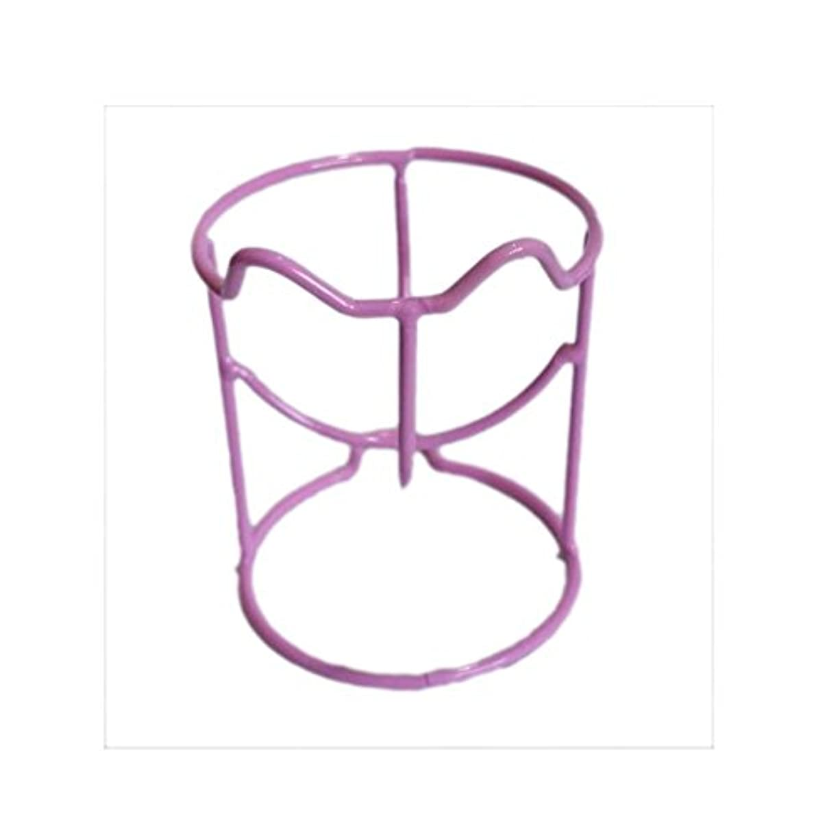 虎電気陽性項目2乾燥ホルダーラックメイク卵パウダーパフスポンジディスプレイスタンドのセット