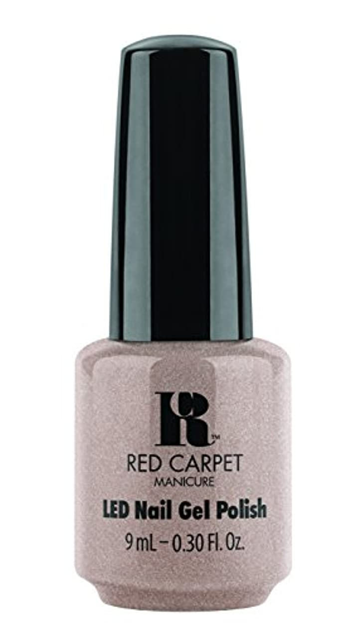 ペナルティ行うアサーRed Carpet Manicure - LED Nail Gel Polish - Simple Stunning - 0.3oz / 9ml