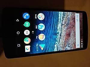 EMOBILE NEXUS 5 32GB ブラック LG-D821 SIMフリー